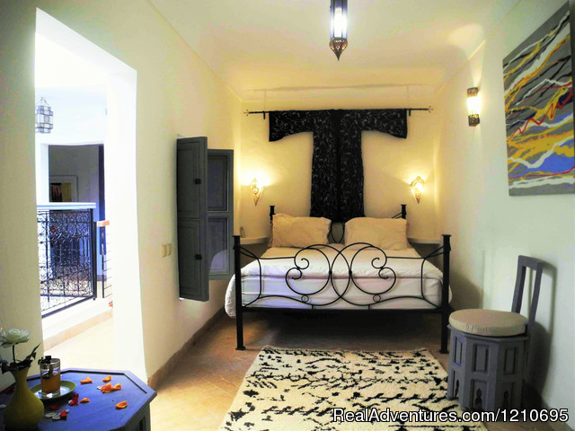Berber Double Room - Beautiful  Riad in Marrakech Medina