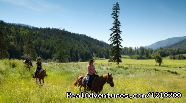 Homeward Bound - Guest / Dude Ranch in British Columbia, Canada