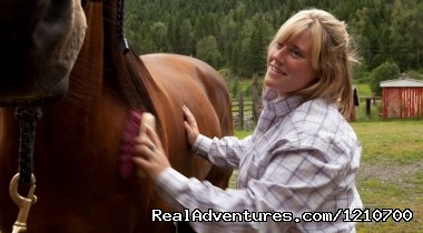 Get Hands On With Your Horse (#7 of 21) - Guest / Dude Ranch in British Columbia, Canada