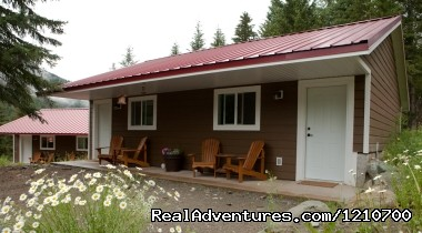 Private Cabins (#11 of 21) - Guest / Dude Ranch in British Columbia, Canada