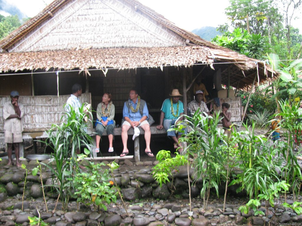Double room lodge, Villagestay | Image #7/14 | Villagestay & Trekking in Solomon Islands.