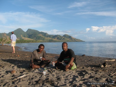 Beach Camping (#14 of 14) - Villagestay & Trekking in Solomon Islands.