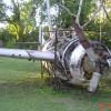 WWII Wild Cat, Vilu WWII Museum, Guadalcanal Is