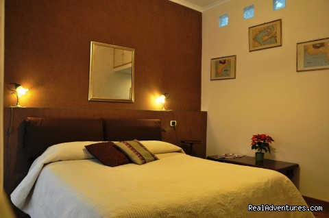 Double Room - B&B Naples Italy Last Minute La Bouganville