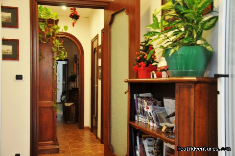 The entry - B&B Naples Italy Last Minute La Bouganville