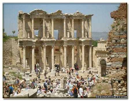 Ephesus - Turkey  Group and Private Tours with Curio Travel