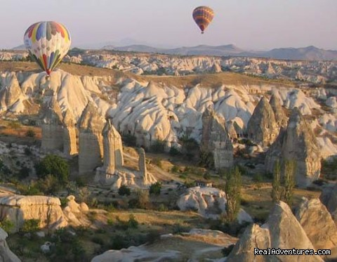 Cappadocia - Turkey  Group and Private Tours with Curio Travel
