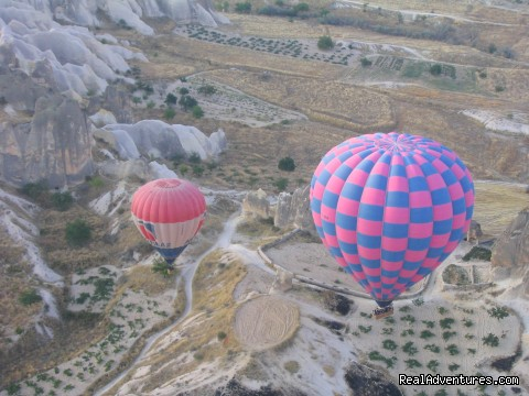 Ballooning in Cappadocia - Go Holiday Turkey - Cultural Tours of Turkey