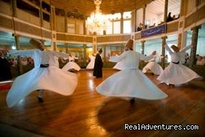 Whirling Dervishes (#7 of 12) - Go Holiday Turkey - Cultural Tours of Turkey