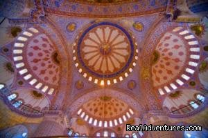 Hagia Sophia / Aya Sofya - Go Holiday Turkey - Cultural Tours of Turkey