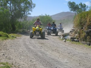 Quad Bike Tours In Peru Arequipa, Peru ATV Trips