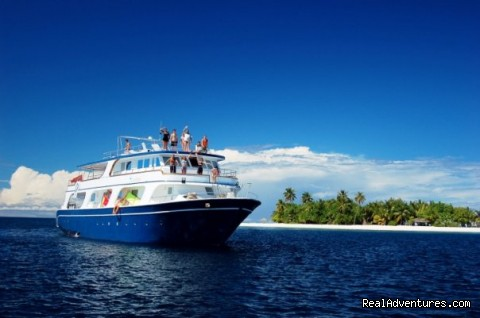Book your Holidays to Maldives on Amphibiya: