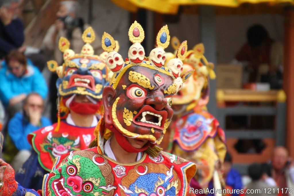 Bhutan Festivals | Image #2/15 | Beautiful Bhutan