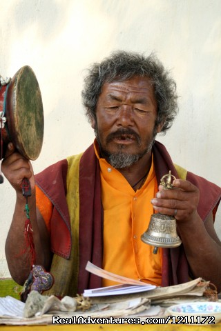 The devine madman - Beautiful Bhutan