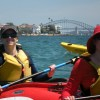 Kayaking Sydney Harbour Bridge Lunch Tour Sydney Harbour Lunch Kayak