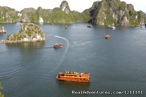 Vic Indochina Travel -Vietnam Daily Tours Groups