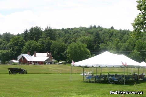 Group Events at the beautiful Fox Chair Mountain Farm (#14 of 25) - Green Mountain Railroad- Route of the Flyers