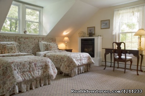 - Relaxing Vermont Getaway at the Alexandra B&B Inn