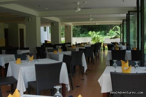 Restaurant - Komodo Hotels online booking