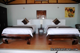 Twin Bed - Komodo Hotels online booking
