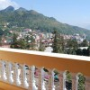 Views from Sapa Starlight hotel's balcony