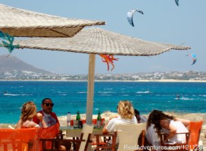 Kitesurf and Windsurf Getaways in Naxos - Greece Windsurfing Aitolia kai Akarnania, Greece
