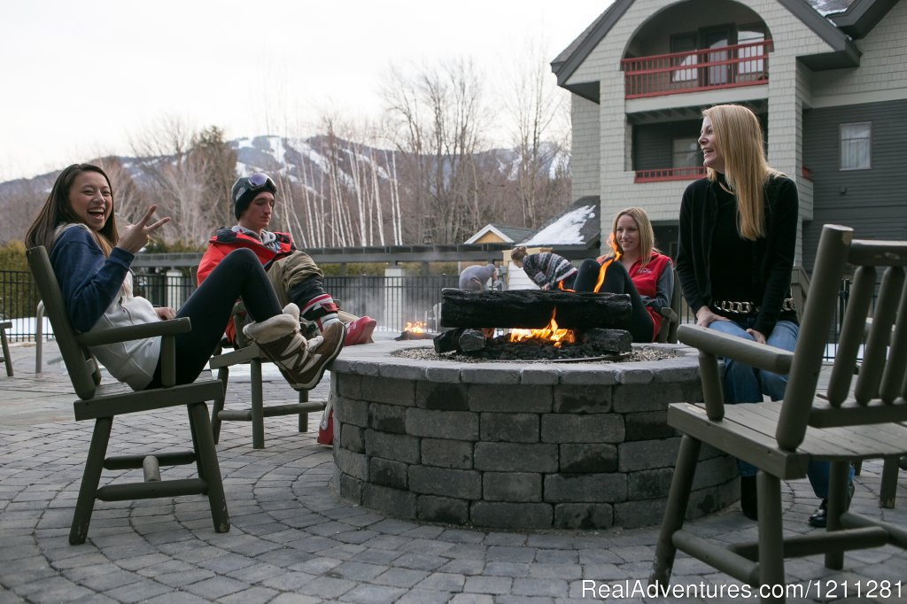 Firepit | Image #5/9 | Killington Mountain Lodge