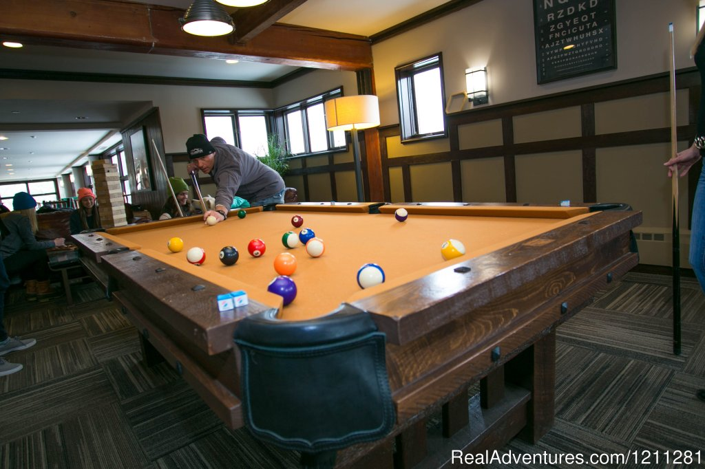 Pool Table | Image #6/9 | Killington Mountain Lodge