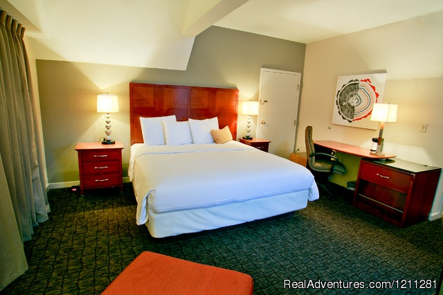 King Room - Killington Mountain Lodge