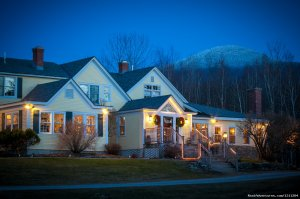 Getaways for Foodies - Red Clover Inn & Restaurant Killington, Vermont Bed & Breakfasts