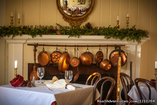 Red Clover Restaurant & Tavern - Getaways for Foodies - Red Clover Inn & Restaurant