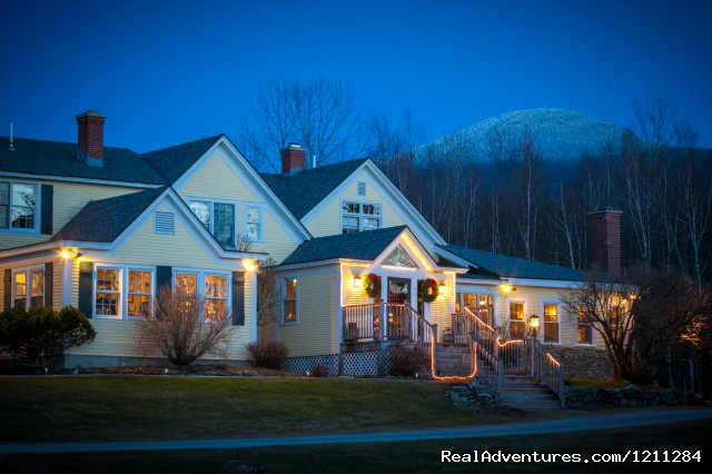 Getaways for Foodies - Red Clover Inn & Restaurant The Red Clover Inn & Restaurant, Killington, Vermont