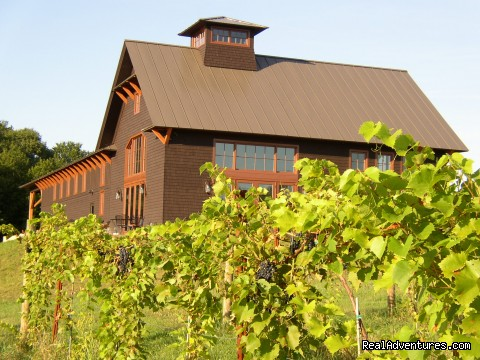 Shelburne Vineyard Winery and Tasting Room