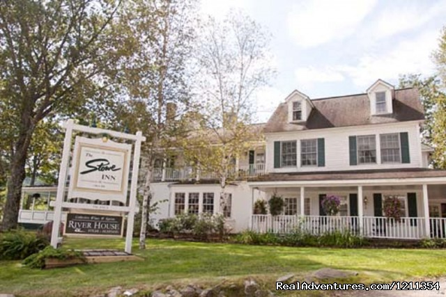 The Stowe Inn & Tavern: The Stowe Inn & Tavern