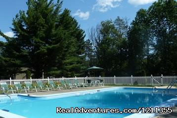 snowdrift pool - Stowe Motel & Snowdrift
