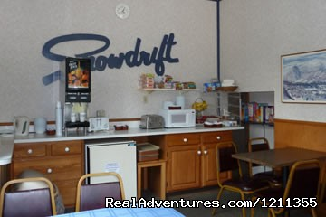 breakfast room - Stowe Motel & Snowdrift