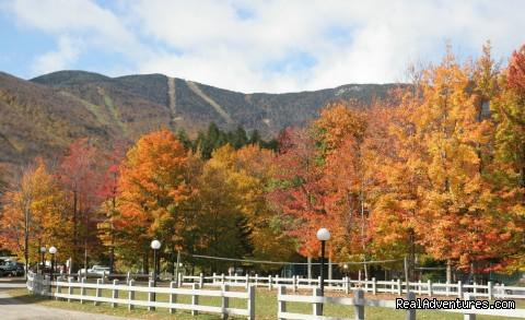 Fall at The Bridges - Bridges Family Resort & Tennis Club