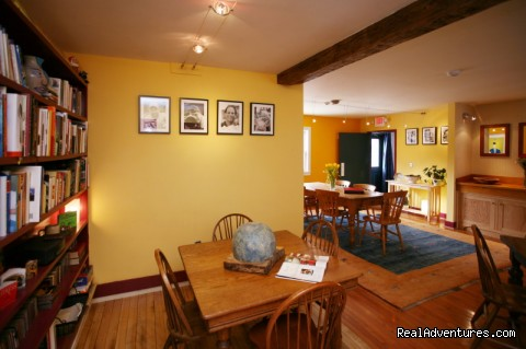 Breakfast room - Woodstocker 'eco' Inn