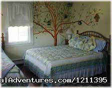 Bird song room - Inn at Lewis Bay - A Romantic B&B by the Sea