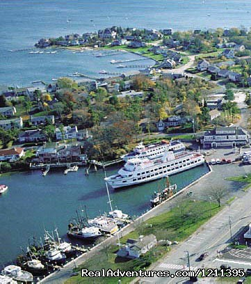 Hyannis Harbor - Inn at Lewis Bay - A Romantic B&B by the Sea