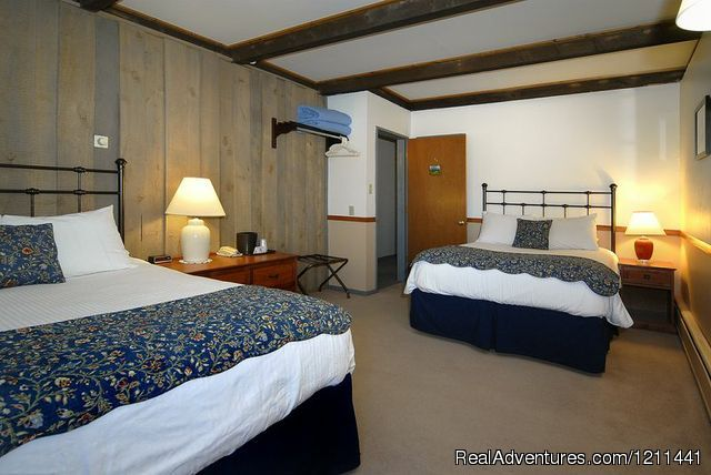 Queen and Double bed room - Cristiana Guest Haus