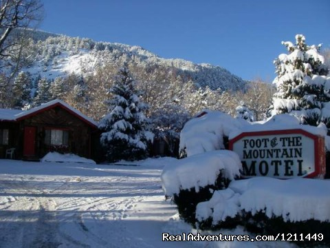 - Foot of the Mountain Motel