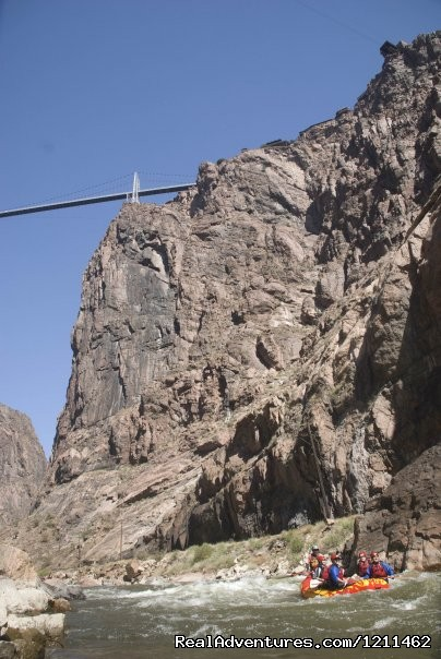 Royal Gorge (#4 of 5) - American Adventures Whitewater Rafting