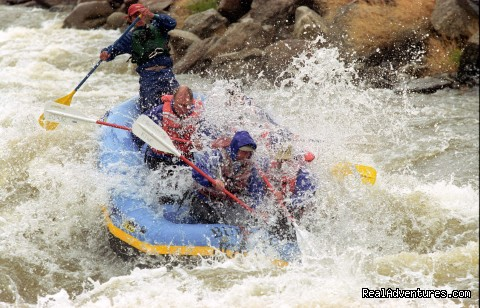 Buffalo Joe's Whitewater Rafting Rafting Trips Buena Vista, Colorado