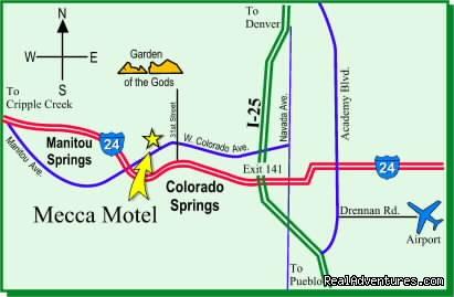 - Mecca Motel