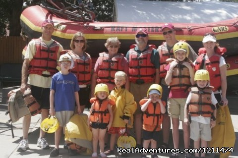 Raft Masters Adventure Canon City/Idaho Springs, Colorado Rafting Trips