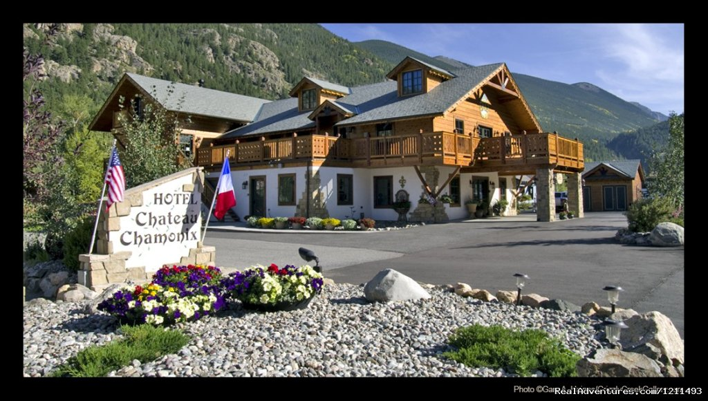 Hotel Chateau Chamonix for Mountain Getaways Georgetown, Colorado  Hotels & Resorts