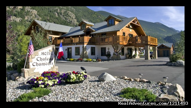 Hotel Chateau Chamonix for Mountain Getaways