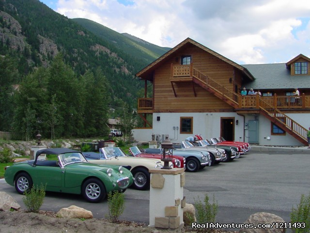 Guest Parking Area (#21 of 21) - Hotel Chateau Chamonix for Mountain Getaways