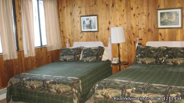 Room 20 (#18 of 19) - Sunlight Mountain Inn
